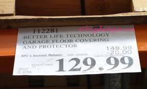technology garage costco sale g floor diamond tread waterproof garage floor cover