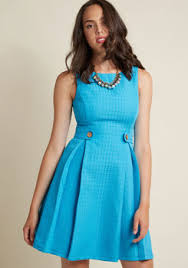 ladies who launch a line dress in navy modcloth