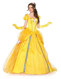 007 Halloween Costume Deluxe Belle Princess Costume Beauty Lingerie Dress Fashion