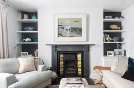 hang art how to hang art above a fireplace