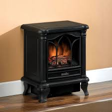 Electric Fireplace Stove Duraflame 450 Black Electric Fireplace Stove Dfs 450 2