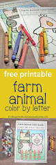 kindergarten worksheets and games farm animal abc search with