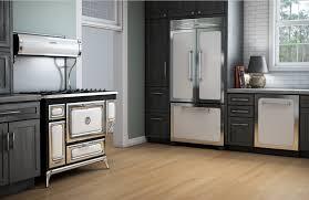 Kitchen Appliance Cabinets 20 Sensational Black Kitchen Design Ideas