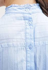 Light Blue Vest Warehouse Women Tops Vest Light Blue Warehouse Dresses New In