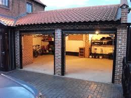 garage makeovers peeinn com double garage design home decor gallery