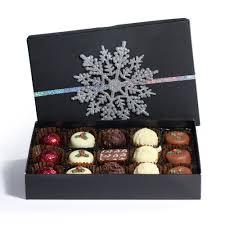 christmas chocolate buy noel christmas chocolate box 15 chocolates