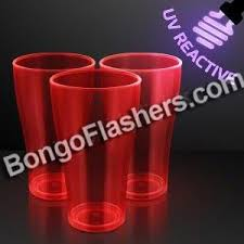 glow in the cups 20 oz glow cups uv reactive for glow bongo