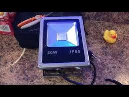 best led refugium light floodoor led grow plant reef tank refugium sump led light youtube