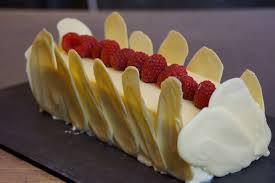 hervé cuisine dessert bavarois framboises vanille et chocolat blanc de noël hervecuisine com