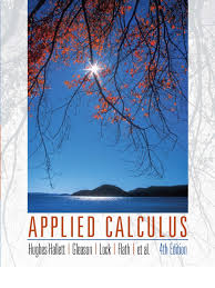 applied calculus 4th edition integral derivative