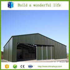 installation hall prefab garage storage industrial building plans