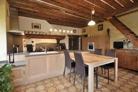 vernis plan de travail cuisine cuisinicime sublet pernet en haute savoie 74 cuisines rustiques