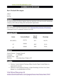 Sample Of Resume For Civil Engineer Awesome Collection Of Sample Resume For Fresher Civil Engineer On