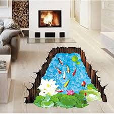 floor decoration