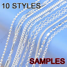 necklace chains styles images Buy jexxi sample order 10pcs mix 10 styles 18 jpg