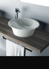 Counter Top Basin  Sinks  Work Top Basins Livinghouse - Bathroom sinks designer