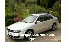 2001 seat toledo 2 3 v5 details and specification youtube