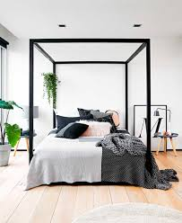 Black Four Poster Bed Frame 32 Fabulous 4 Poster Beds That Make An Awesome Bedroom