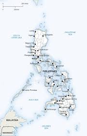 Philippine Map Vector Map Of Philippines Political Adobe Illustrator