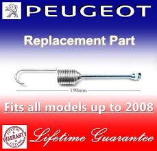 peugeot partner try the small peugeot partner brake compensator load sensing valve spring