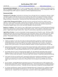 Technical Program Manager Resume Professional Agile Project Manager Templates To Showcase Agile