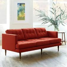 Mid Century Sofa West Elm Offers Refunds For Faulty Peggy Furniture Money