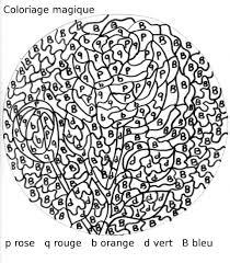 coloriage magique les beaux dessins de autres à imprimer et