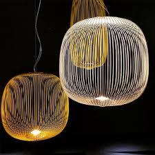 2 Pendant Light Fixture Aliexpress Com Buy Modern Foscarini Spokes 1 2 Pendant Lamp By