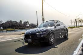 maserati toronto maserati levante s 24 april 2017 autogespot