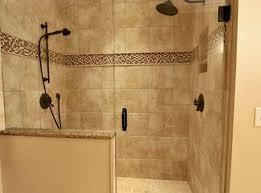 shower 7 myths glass block showers amazing glass shower walls
