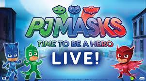 pj masks live exclusive giveaway presale vegas family guide