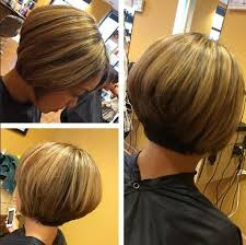 short stacked layered hairstyles best hairstyle 2016 chic short haircut for women the stacked bob cut hairstyles weekly