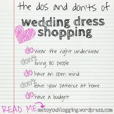 wedding dress shopping things i wish i knew about wedding dress shopping