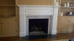 Mosaic Tile Fireplace Surround by Fireplace Tile On Pinterest Marble Tiles Carrara And Mosaic Tiles