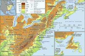 United States Driving Map by North America Physical Map Physical Map Of North America Map Us