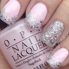 Ideas For Black Pink And Best 25 Silver And Pink Nails Ideas On Pinterest Toe Nail Color