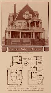 collection vintage victorian house plans photos free home