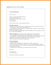 cover letter outline examples born emerged tk