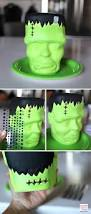 homemade halloween cake diy halloween decor how to make a frankenstein pedestal soiree