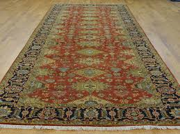 Xl Area Rugs 6 X 16 Wide Xl Runner Karajeh 100 Wool Knotted