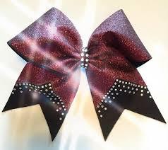 african american cheer hair bows maroon cheer bow custom cheer bows cheer bows cheep