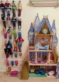 Kids Toy Room Storage by Best 25 Barbie Storage Ideas On Pinterest Barbie Organization
