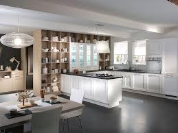 cuisine blanche classique meuble cuisine blanc bas portes et armoire de classique blanche bois