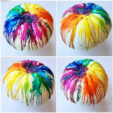 colorful melted crayon crafts you need to see