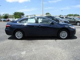 new 2017 toyota camry le 4d sedan in sarasota hu786080 toyota