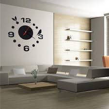 15 big time designs with huge wall clocks
