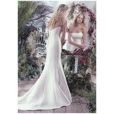 dante wedding dress maggie sottero dante floor chapel lace formal