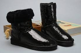 ugg glitter boots sale sequin glitter black sequin uggs boots