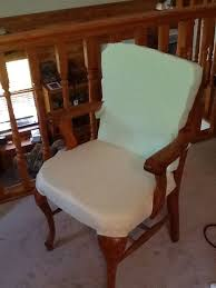How To Reupholster Armchair Vintage Chair To Vintage Flair Upholstering A Wooden Chair 21 Steps