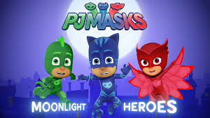 pj masks moonlight heroes android apps on google play
